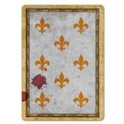 Jeu de cartes Français