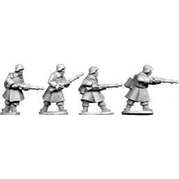 SWW021 - Soldat en manteau avec fusils II