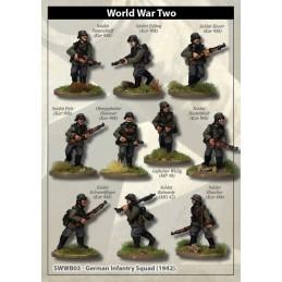 SWWB02 - escouade d'infanterie(1939-42)