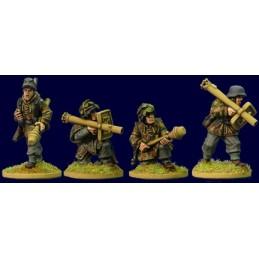 SWW029 Infanterie avec armes anti-chars (fin de guerre)