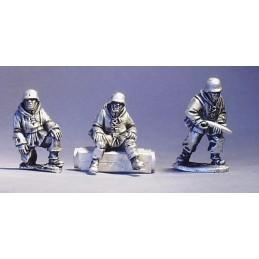 Servants de PAK40 (Fin de guerre) en tenue camouflée
