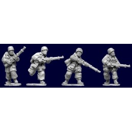 SWW044 - Fallschirmjager avec fusils II