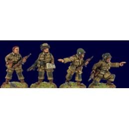 SWW316 - Parachutistes US - commandement -