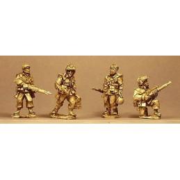 SWW322 - Parachutistes US - personnages et spécialistes -