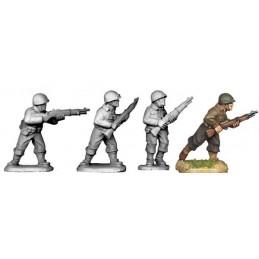 SWW302 - Infanterie avec fusils