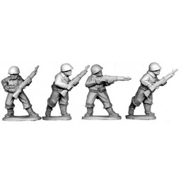 SWW303 - Infanterie avec fusils II