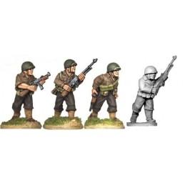 SWW304 - Infanterie avec BARs