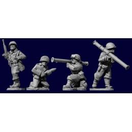 SWW304 - Infanterie avec bazookas