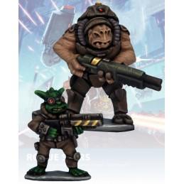 "ROG110 - ""Soldats de fortune"""