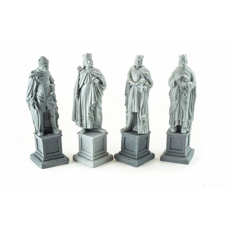 Statues de rois