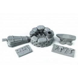Accessoires de forge (5 éléments)