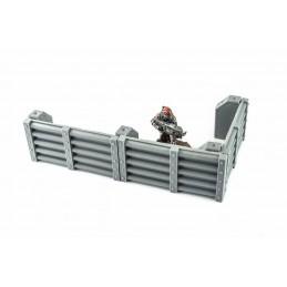Barrières métalliques
