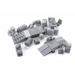 Garage/module de réparation
