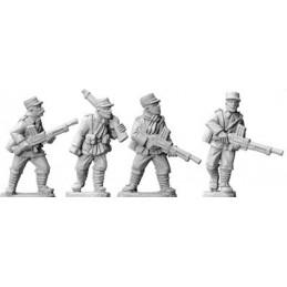 SWW257 Légion étrangère Lmgs