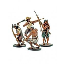 Milicianos indios (Espagnols)