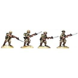 SWW101 Infanterie avec fusils