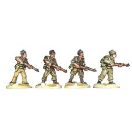 SWW112 Commandos avec fusils I