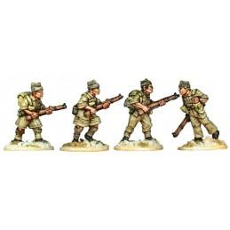 SWW113 Commandos avec fusils II