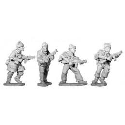 SWW117 Commandos avec SMG