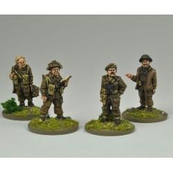 SWW139 Officiers et personnages britanniques/Commonwealth