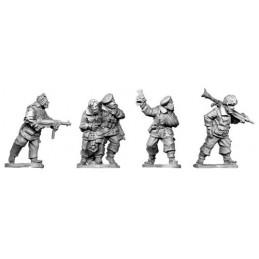 SWW164 British Airborne personnages