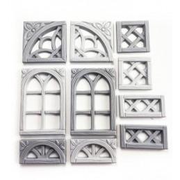 Fenêtres elfes