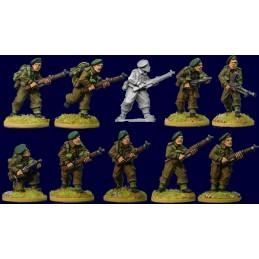 SWW151 - Section de commandos (fin de guerre)