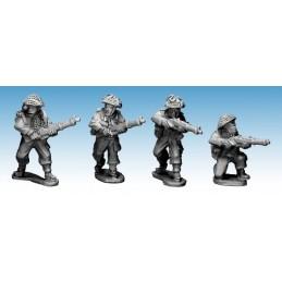 SWW157 - Commandos avec fusils