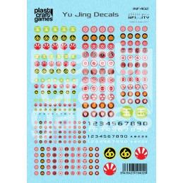 INF 402 Faction Yu Jing