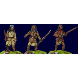 AWW202 - Apaches avec carabines
