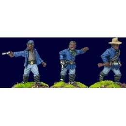 AWW083 Buffalo soldiers - personnages