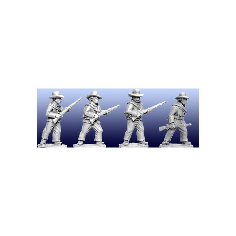 AWW101 - Plains Infantry I