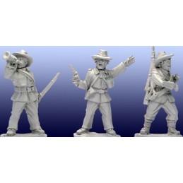 AWW103 - Plains Infantry commandement
