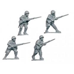 WWR002 Infanterie avec fusils II