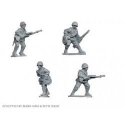 WWR003 Infanterie avec LMG