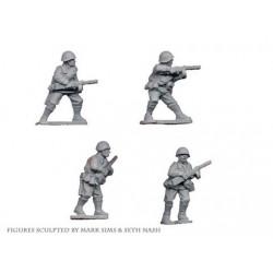 WWR004 Infanterie avec SMG