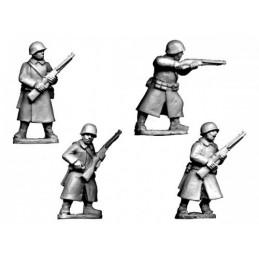 WWR035 Infanterie en manteau I