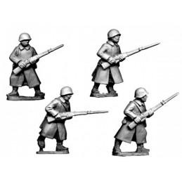 WWR036 Infanterie en manteau II