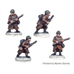 WWF001 - Infanterie avec fusils I