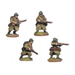 WWF002 - Infanterie avec fusils II