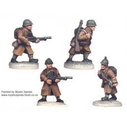 WWF003 - Infanterie avec LMG