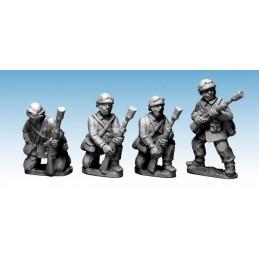 WWF055 - Grenadiers dragons portés