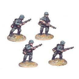 WWG001 - Infanterie avec fusils
