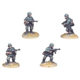 WWG004 - Infanterie avec SMG