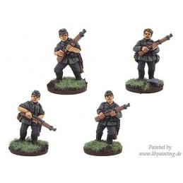 WWG009 - Infanterie en calots