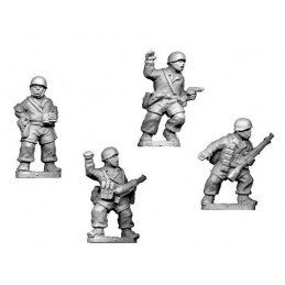 WWG105 - Fallschirmjager- commandement