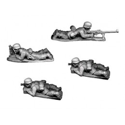 WWG111 - Fallschirmjager- mortier de 5cm et fusil anti-chars