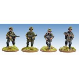 WWG154 - Schützen avec SMG