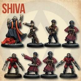"""Starter """"Shiva"""""""