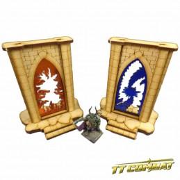 Portes magiques set A